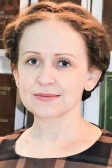 Диана Викторовна Шаблинская