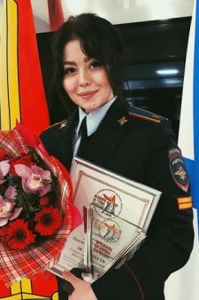 Кристина Александровна Барабошкина